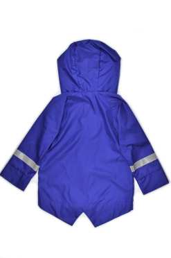 Unisex kids toddler lightweight raincoat – rain parka.