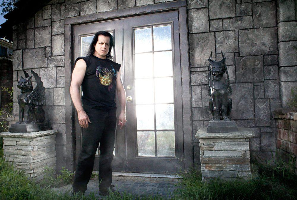 Glenn Danzig is small