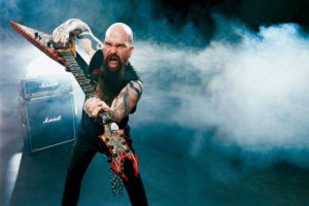 Kerry King is small