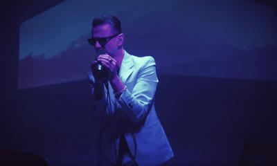 Watch Depeche Mode perform David Bowie's Heroes