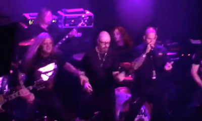 Watch Judas Priest. Sebastian Bach & Rudy Sarzo perform together