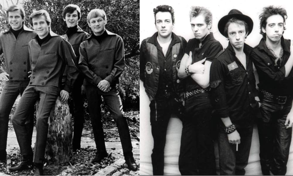 Bobby Fuller and The Clash