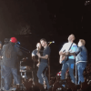 Coldplay sings Free Falin with James Corden in Tom Petty's memory