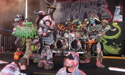 Hear GWAR's crazy new song I'll Be Your Monster