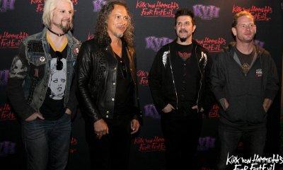 """Hear John 5 cover version of Metallica's """"Enter Sandman"""""""