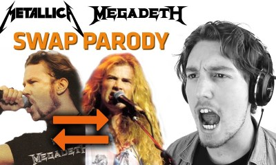 Metallica and Megadeth What if they switched vocalists Listen