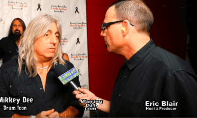 Mikkey Dee talks about Dio, Lemmy Kilmister, King Diamond & Scorpions
