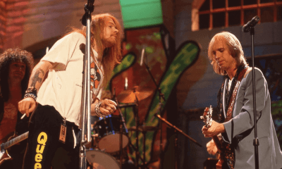 Tom Petty and Axl Rose