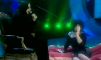 Back In Time: Ozzy Osbourne and Kelly Osbourne sing Changes