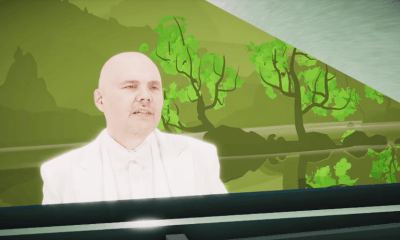 Billy Corgan's trippy video
