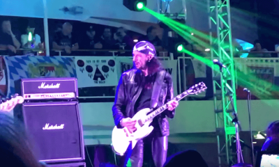 Bruce Kulick on Kiss Kruise
