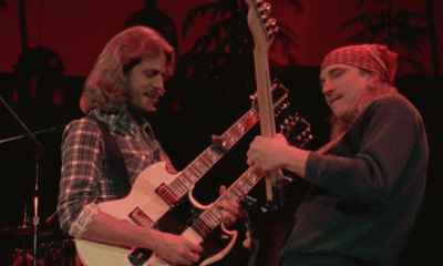 Don Felder and Joe Walsh