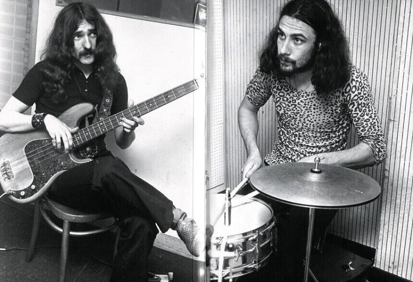 Geezer Butler and Bill WaRD - Rock And Roll Garage