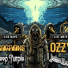 Scorpions, Ozzy, Judas, Deep Purple and more headline's metal festival