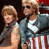 Bon Jovi and Richie Sambora