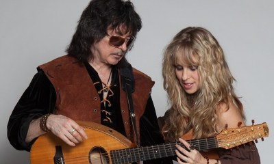 """Ritchie Blackmore's wife says he """"would be willing"""" to play with Deep Purple again"""