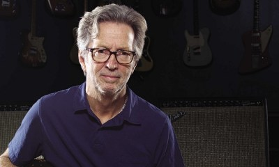Eric Clapton reveals that he is getting deaf