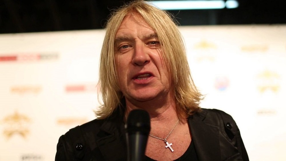 Joe Elliot interview