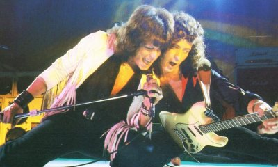 Joe Lynn Turner and Ritchie Blackmore