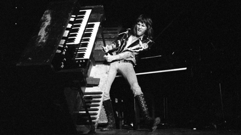 Keith Emerson 70s