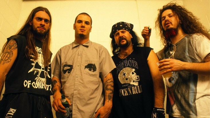 Phil Anselmo talks about the day he met Dimebag Darrell