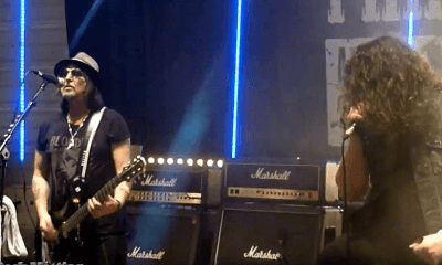 Phil Campbell and the Bastard Sons pay tribute to Fast Eddie Clarke