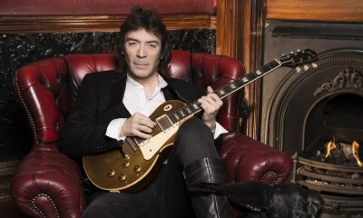 Steve Hackett reveals he almost formed a supergroup with Keith Emerson and Jack Bruce