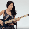 "Watch talented girl performing ""Master of Puppets"" (Primus Version) on bass"