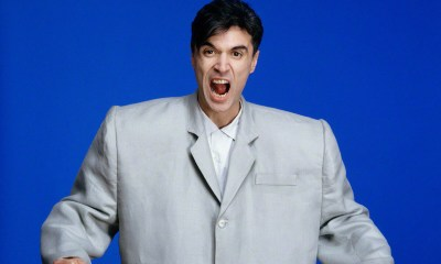David Byrne Talking Heads