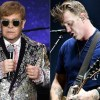 Elton John and Josh Homme