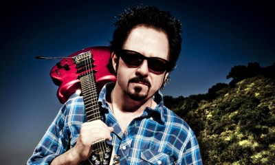 Toto's Steve Lukather