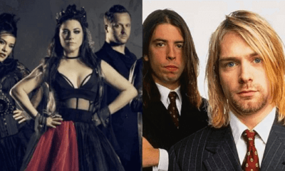 "Youtuber records ""Smells Like Teen Spirit"" in Evanescence style and Nirvana approves"