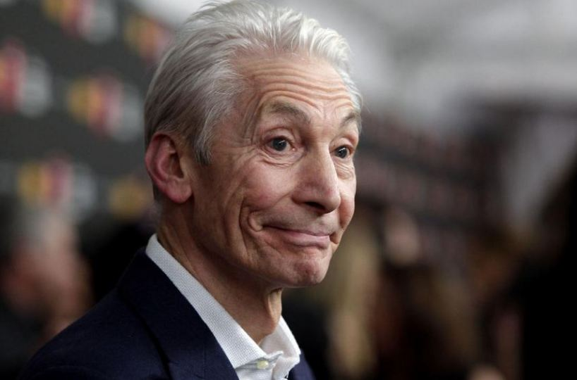 charlie watts old