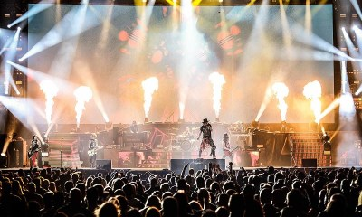 Guns N Roses concert