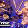 "Amazing kid drummer performs ZZ Top's ""La Grange"""