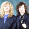 David Coverdale and Page