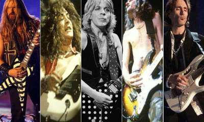 Ozzy guitarists