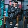 Richie Faulkner, Rob Halford and Glenn Tipton 2018