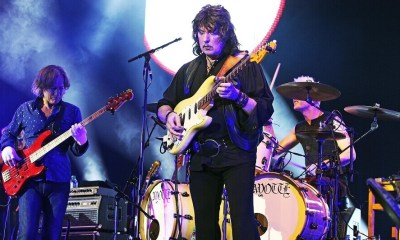 Ritchie Blackmore with Rainbow 2018