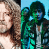 Robert Plant and Greta Van Fleet