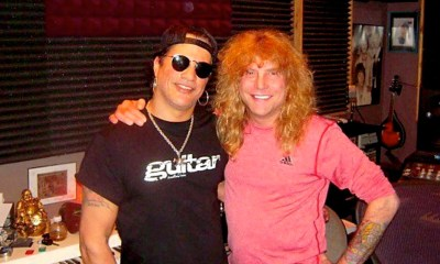 Slash and Steven Adler