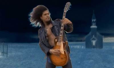 Slash in November Rain