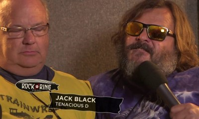 Kyle Glass and Jack Black