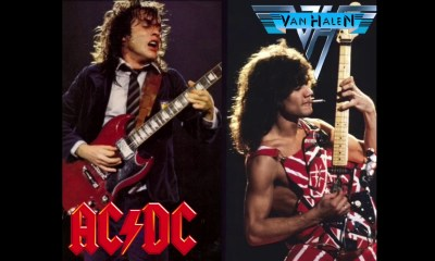 ACDC AND VAN HALEN