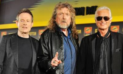 Led Zeppelin 2019
