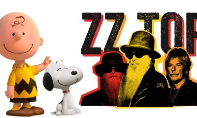 Peanuts and ZZ Top