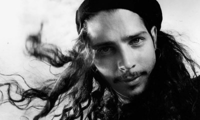 Chris Cornell young