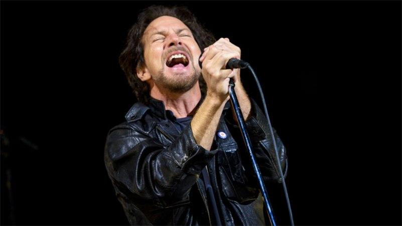 Eddie Vedder 2018