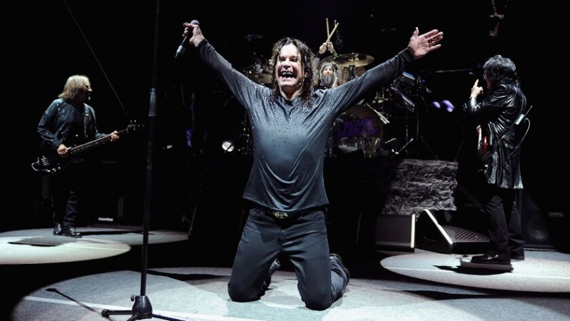 Black Sabbath last tour