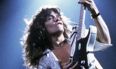 Eddie Van Halen 80s